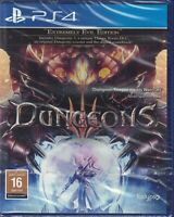 Dungeons 3 - Extremely Evil Edition [Sony PlayStation 4 PS4 Region Free RTS] NEW