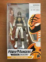 Power Rangers Lightning Collection 6-Inch Mighty Morphin White Ranger Collect.Fg