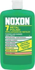 NOXON 7 METAL POLISH Liquid Cleaner Stainless Chrome Pewter Brass Bronze Copper