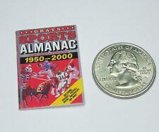 Back to the Future 1/8 scale Sports Almanac for Eaglemoss Delorean