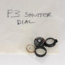 Nikon F3 Shutter Dial SPARE PART (3140BL)