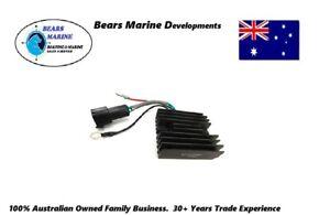 Yamaha Outboard Voltage Regulator / Rectifier  12volt  # 67F-81960-12