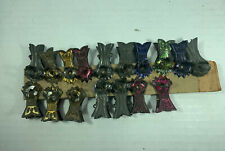 Antique Vintage Metal Christmas Tree Candle Clips Clip On Holders Lot of 17