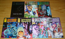Raggedyman #1-6 VF/NM complete series + signed tour edition - bryan talbot set