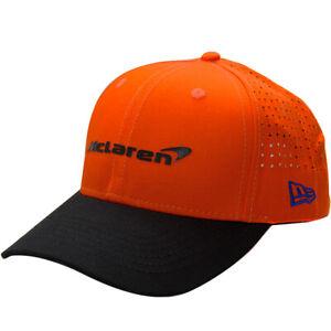 New F1 Daniel Ricciardo McLaren Lando Norris Cap Formula 1 Baseball Racing Hat