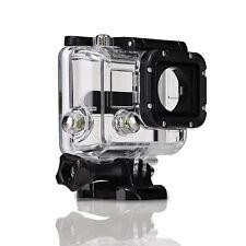 Plongée Sous-marine Boîtier Etanche Coque pour Camera Sport GoPro Hero 3 4/ 60m