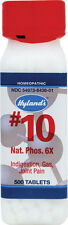 Natrum Phos Cell Salt, Hyland's Homeopathic, 500 tablets