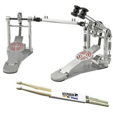 Sonor Dp 4000 Bass Drum Double Pedal + Drumsticks