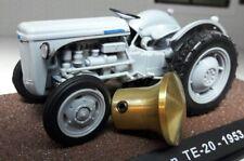 Ferguson 20D TEF Diesel Tractor Preheat Heater Pull Switch Brass Knob Only
