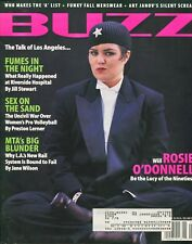 ROSIE O'DONNELL ~~Buzz Magazine ~~ August 1994 ~ 8/94 ~~ E-2-2