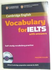 Cambridge English Vocabulary for IELTS with answers Self-Study Vocabulary