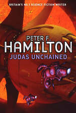 Judas Unchained (Commonwealth Saga) by Hamilton, Peter F. Hardback Book