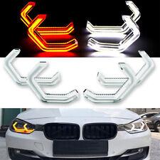 M4 Concept Iconic Style Angel Eye Turn Signal For BMW 3 4 Series F30 F31 F34 F82