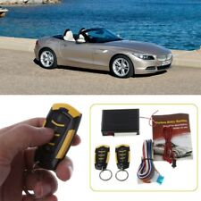 Car Auto 12V Alarm Remote Central Door Locking Vehicle Keyless Entry System Kit