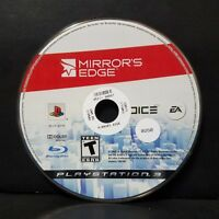 Mirror's Edge (Sony PlayStation 3, 2008) PS3 Disc Only