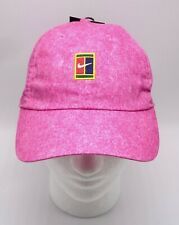 Nike Court Washed AeroBill Heritage 86 Tennis Cap Active Fuschsia Men's Women's