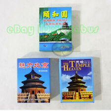 Deck of China Beijing tourism Temple of Heaven Summer Palace Playing card/Poker