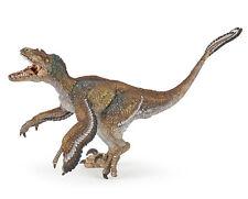 Papo 55055 Feathered Velociraptor Dinosaur Model Replica Figurine Toy 2016 - NIP
