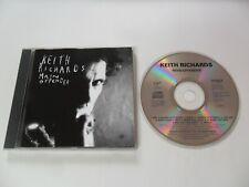 Keith Richards - Main Offender (CD 1992) member Rolling Stones / UK Pressing