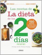 Recetas de la dieta de los dos dias (Spanish Editi