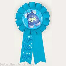 Award Ribbon per Baby Shower per Ragazzi Blu Festa dei vestiti stesi gamma ideale per giochi