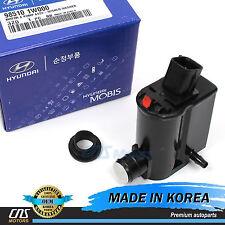 GENUINE Washer Pump w/ Grommet for Accent Elantra Forte Rio Sorento 98510-1W000