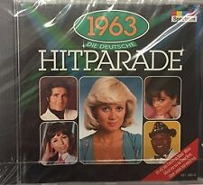 Deutsche Hitparade 1963 Billy Mo, Cornelia Froboess & Peter Alexander, Ma.. [CD]