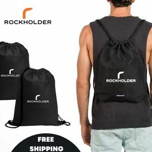 Draw Bag Premium Drawstring Bag Sports Gym Sack Swim School PE Kit Shoe Bags UK