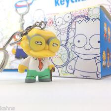 kidrobot Simpsons Vinyl Keychain Series - Hans Moleman - New