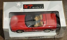 1998 Torch Red C5 Corvette Convertible 1/18 1:18 Scale Diecast by UT Models