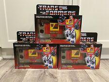 🔥IN HAND Transformers 2020 G1 Reissue Autobot Blaster Walmart Exclusive SEALED
