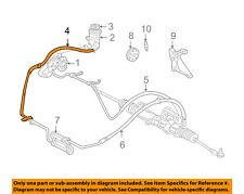 FORD OEM 06-07 Focus Pump Hoses-Steering-Reservoir Hose 5S4Z3691AA