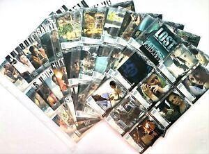 Lost: Season 1 TV Series Trading card complete base set 1-90 by Inkworks 2005