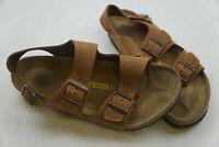 Birkenstock Mens sandals size 44 Brown