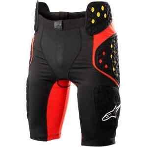 Alpinestars Racing Sequence Pro Padded Mens Off Road Dirt Bike Motocross Shorts