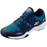 Yonex Power Cushion Sonicage Wide Men's Tennis Shoe (Blue/Navy)