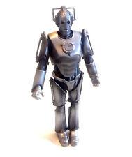 """DOCTOR WHO CYBERMAN 12"""" 1/6th scale alien villain toy figure, not boxed, cyber"""