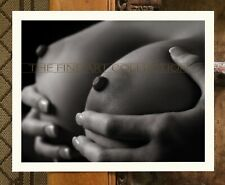 Fine ART Photo - NUDE - Tanned Woman's Breasts - Limited Collection