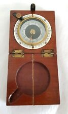George V marching Compass.Possibly of Military origins. By F BARKER & SON.c1918