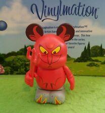 "DISNEY VINYLMATION Park 3"" Set 13 of Park Mr. Toad's Wild Ride Devil"