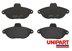 For Peugeot - Expert 2.0 HDI 1.9 1996-2006 (224) (222) Front Brake Pads Unipart