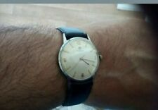 TISSOT GENTS VINTAGE WATCH 1950sCal781  H.W.MECH-SERVICED-OILED-CLEANED-WATCHBOX