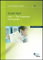 IMC - Unit 1 Study Text (Syllabus V9) by BPP Learning Media Book The Fast Free