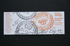 GB QEII FOLDED Stamp Booklet FB65 1993 SG X925m SHIP MAIL