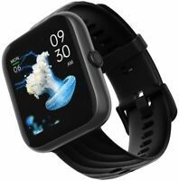 Smart Watch,Fitness Tracker 1.5In HD TouchScreen with Heart Rate Monitor (Black)