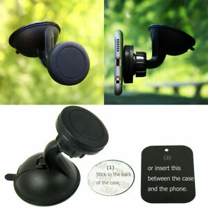 Magnetic Car Air Suction Cups Windscreen Mobile Phone Window Holder Magnet Mount