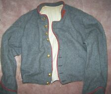 Civil War Shell Jacket, Washington Artillery, Officer'S, Confederate *Copy*