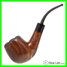 Ben's: Willmer AAA Straight Grain Half Bent Freehand Tobacco Smoking Pipe