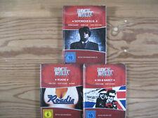 3 Musik Filme DVD Sammlung: Roadie,Sid & Nancy,Notorious B.I.G: -- Rock Roll....
