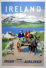 IRELAND beauty  A3 vintage retro travel & railways posters print Wall Decor #3
